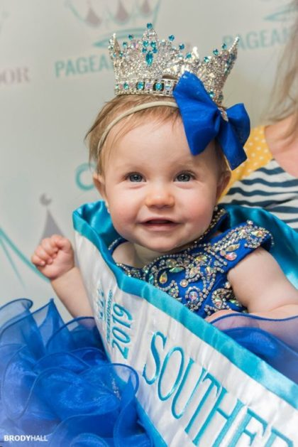 Southern Baby Miss 2019 Paislyn